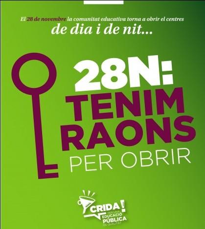 El IES Calvià acogerá una charla informativa sobre la LOMCE.