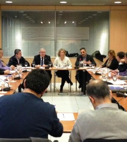 Presentación de los presupuestos para 2014 destinados a los municipios de Baleares.