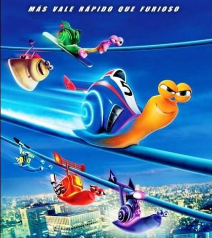 Cine familiar con 'Turbo' en la Sala Palmanova