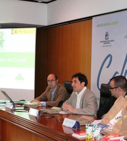 Un momento de la presentación del proyecto 'Hogares Verdes'