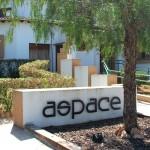 Aspace es la Asociación de Parálisis Cerebral de Baleares.