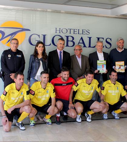 Presentación del Mallorca Football Tournament