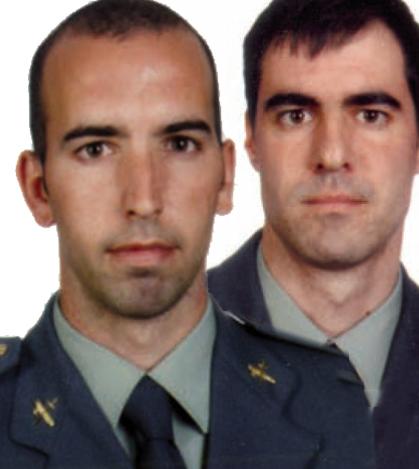 Diego Salvá y Carlos Sáenz de Tejada