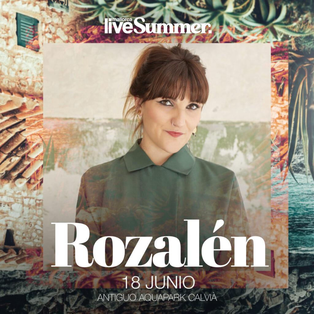 rozalen mallorca live festival