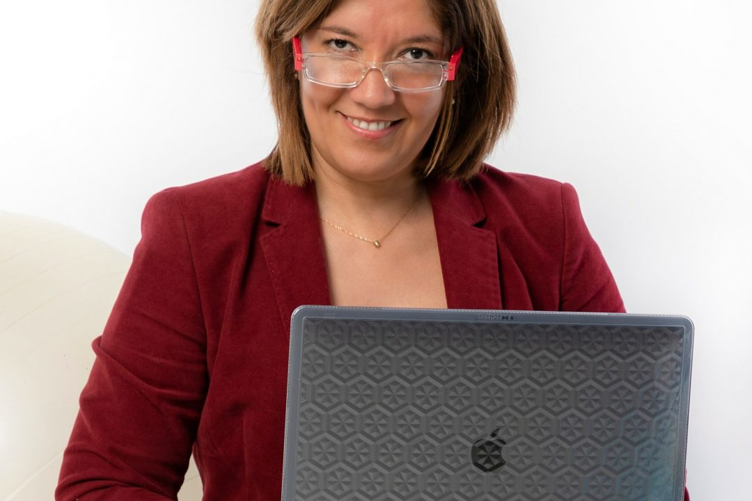 Sandra Cancela, coach especializada en crecimiento personal y profesional