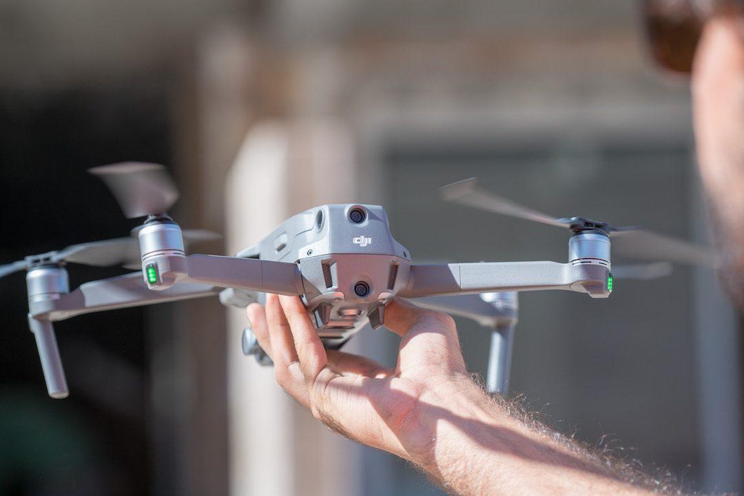 Servicios de Drone