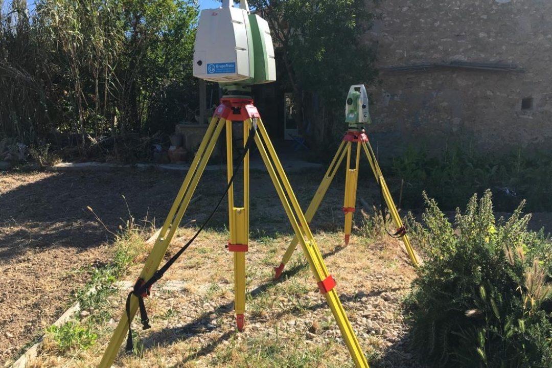 Servicios de Laser Escáner